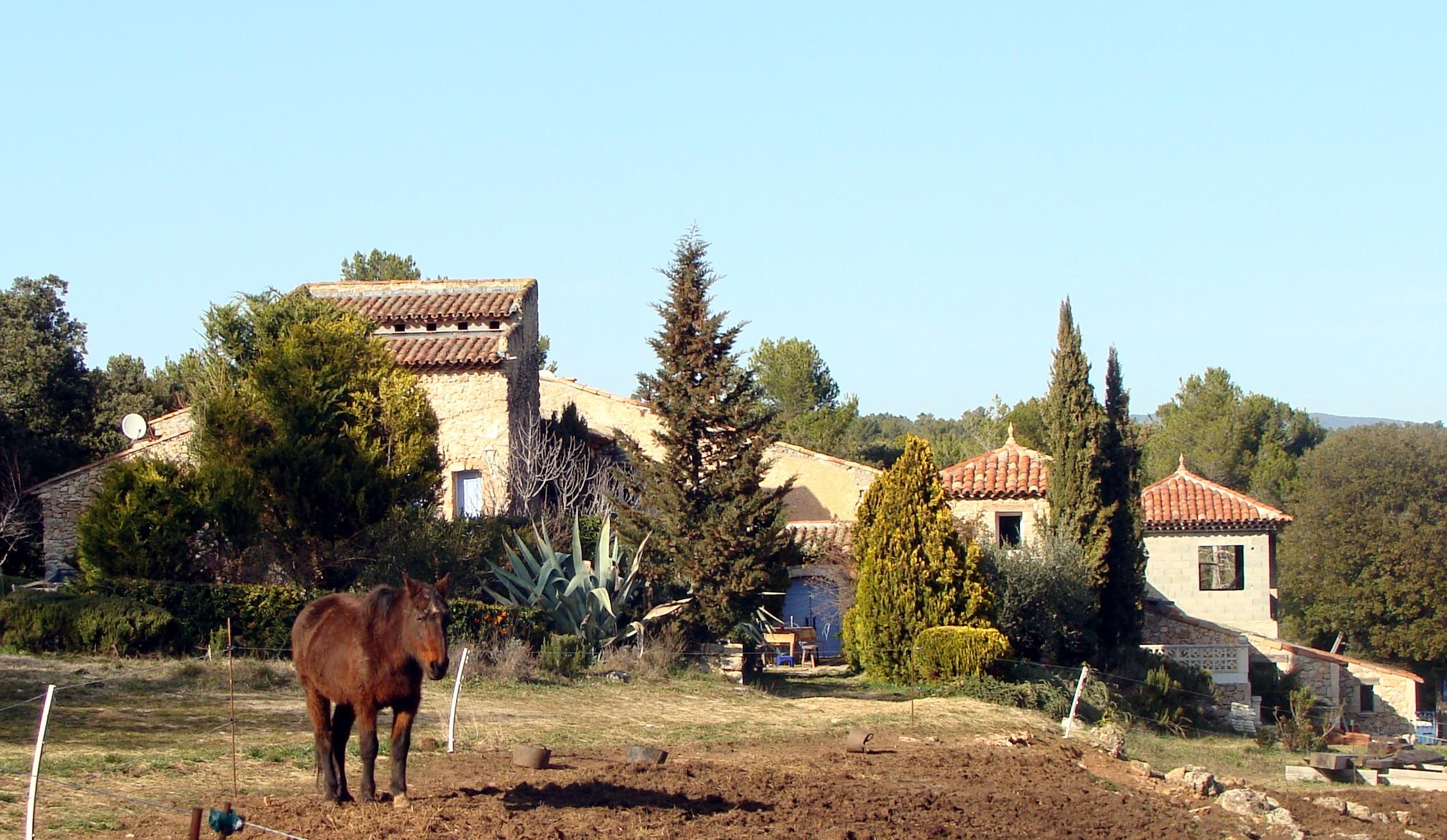Bastide ancienne à vendre sur 20 hectaresagence labimmo