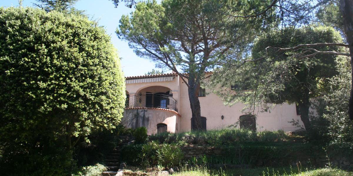 Villa domaine Saint-Pierre de Tourtour