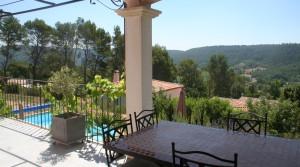 Villa récente Salernes