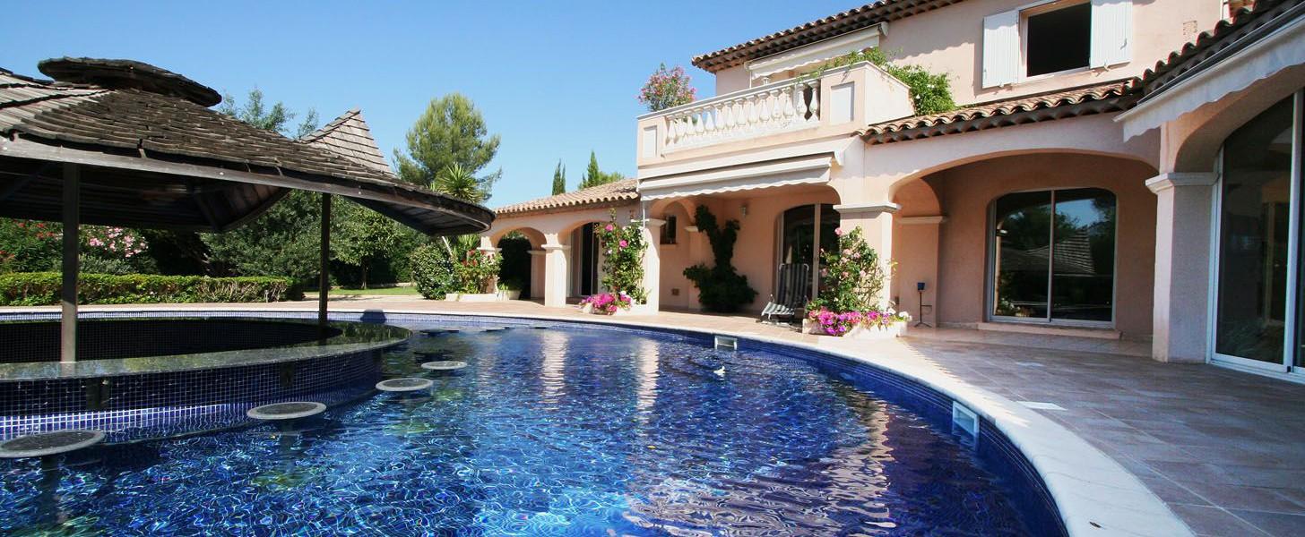 Villa standing parfait état