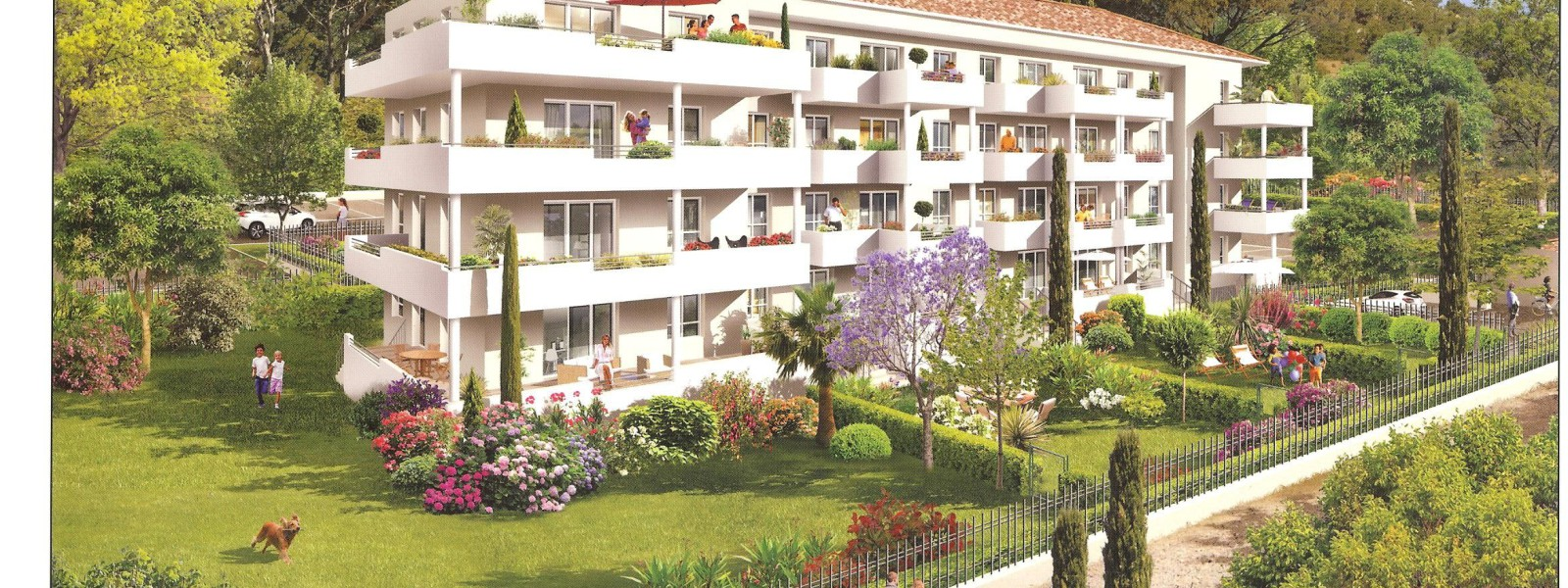 Appartements programme neuf    Réf. : 4412 bis