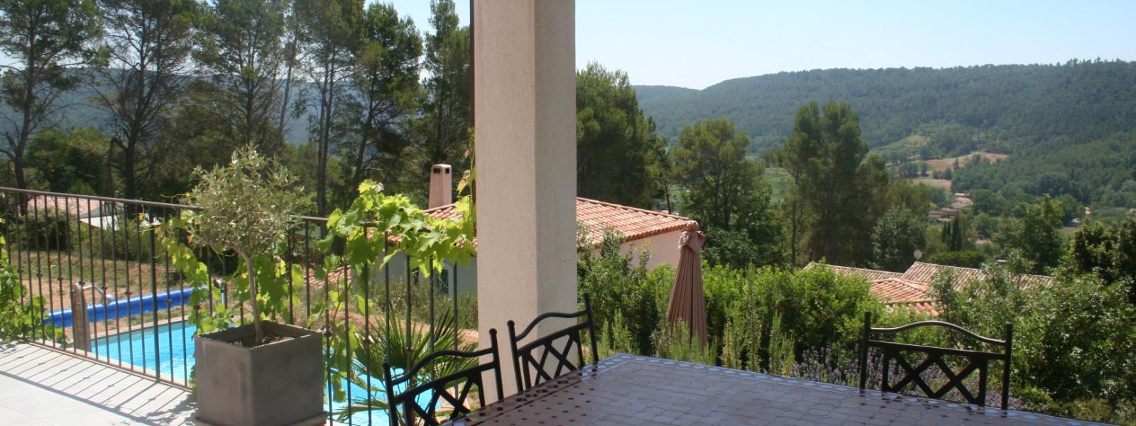 SALERNES Villa avec vue panoramique  Réf. : 4403