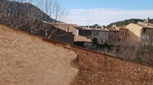 Vue terrasse