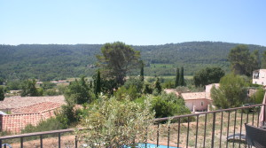 Villa avec belle vue